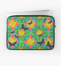 Murky Moths Laptop Sleeve