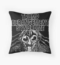 Trump Derangement Syndrome Throw Pillow