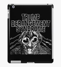 Trump Derangement Syndrome iPad Case/Skin