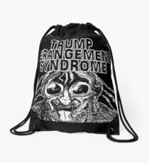 Trump Derangement Syndrome Drawstring Bag