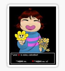 Happy Valentine's Day! Sticker