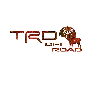 TRD Off Road by roccoyou