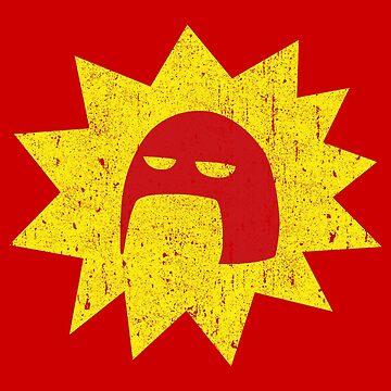 The Crimson Bolt - Super by huckblade