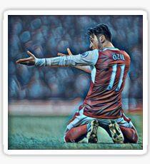 Arsenal - Ozil Mesut  Sticker
