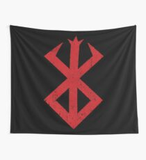 The Brand of Sacrifice Wall Tapestry