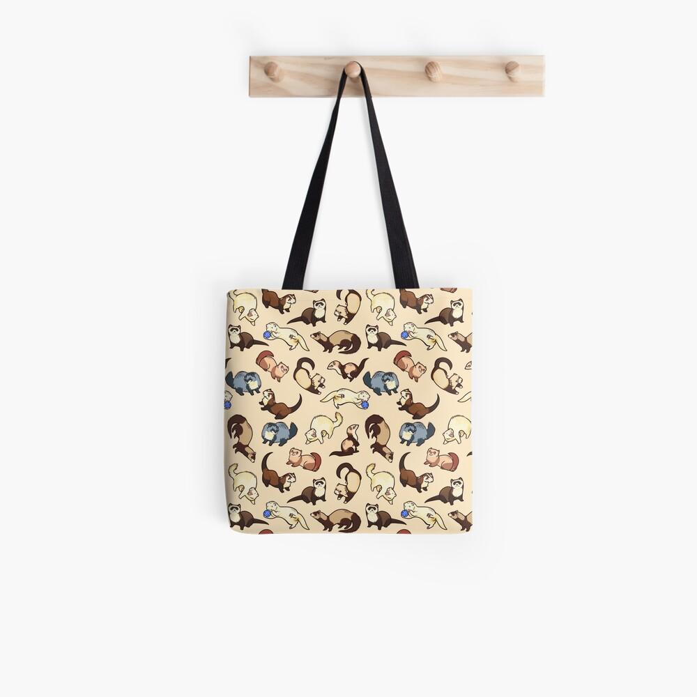 cat snakes Tote Bag