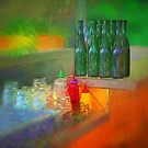 7 green bottles by Peter Hammer