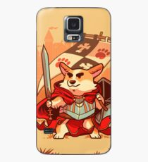 Corgi knight Case/Skin for Samsung Galaxy