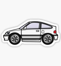 mini crx Sticker