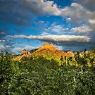 Beautiful Clouds - Sedona, AZ by eegibson
