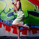 Rebecca Green Dress by Tim Miller