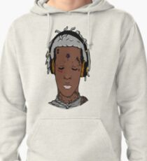 Makeouthill and Music Pullover Hoodie