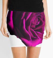 Purple boys Mini Skirt