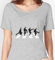 Abbey Python - Silly Walks Women's Relaxed Fit T-Shirt