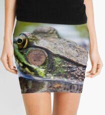 A Bullfrog named Jeremiah Mini Skirt