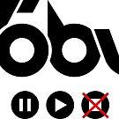 Tobu Play Button and Logo by tobu