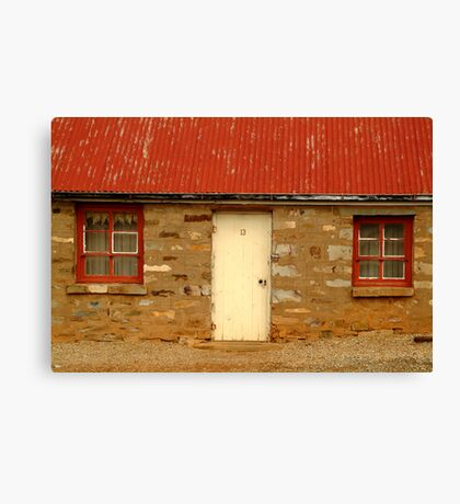 Lucky 13,Cottage S.A. Canvas Print