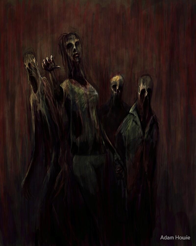Zombies! by Adam Howie