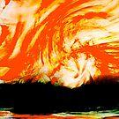 Rhine inferno by banrai