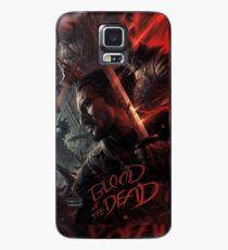 Blut der Toten - BO4 Hülle & Klebefolie für Samsung Galaxy
