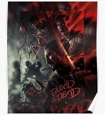 Blut der Toten - BO4 Poster