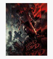 Lámina fotográfica Sangre de los muertos - BO4