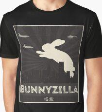 Bunnyzilla Graphic T-Shirt
