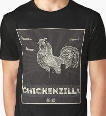 Chickenzilla Graphic T-Shirt
