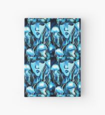 Jellyfish Hardcover Journal