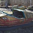 Chernobyl Bumper Car by Cameron McHarg