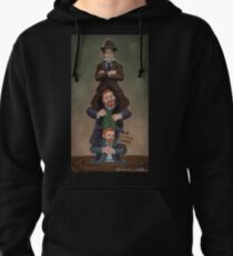 Last Podcast on the Left Quicksand Pullover Hoodie