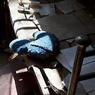 Chernobyl - Nap Room by Cameron McHarg
