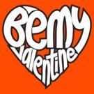 Be My Valentine by nidahasa