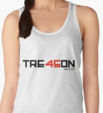 TRE45ON (TREASON) Women's Tank Top