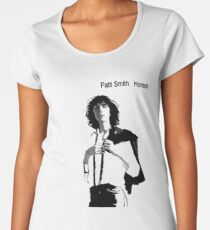 Patti Smith 2 Women's Premium T-Shirt