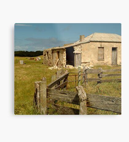 Ruins South Australia Metal Print