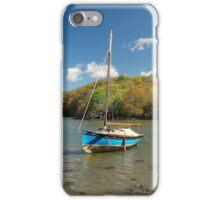 Boat at Gillan Creek iPhone Case/Skin