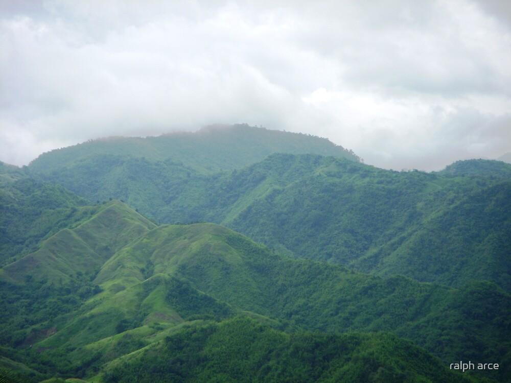 Sierra Madre by ralph arce