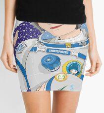 Samantha Cristoforetti love Mini Skirt