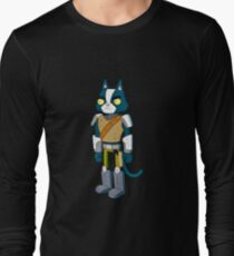 Final Space - Avocado Long Sleeve T-Shirt
