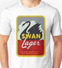Swan Lager Unisex T-Shirt