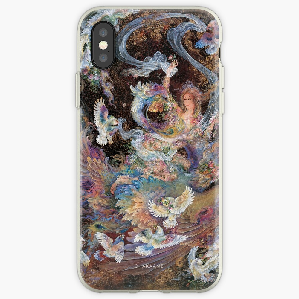 Persian Miniature - F175 iPhone Case & Cover