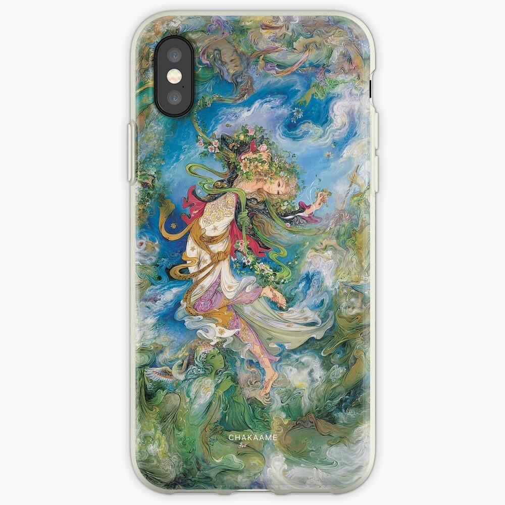Persian Miniature - F231 iPhone Case & Cover