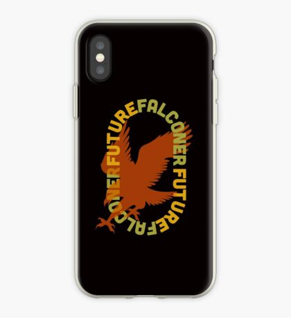 Future Falconer Made Especially for the Someday Falconer iPhone Case