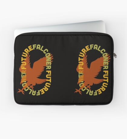 Future Falconer Made Especially for the Someday Falconer Laptop Sleeve