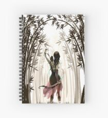 Elf Hunting Spiral Notebook