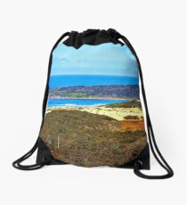 Boat Harbour , Port Stephens , NSW , Australia Drawstring Bag