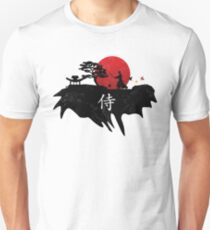 This Is What Samurai Does! Unisex T-Shirt