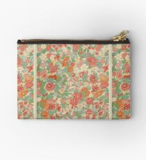 1809 Floral China Pattern Studio Pouch