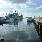 * Williamstown Docks * Victoria. von EdsMum